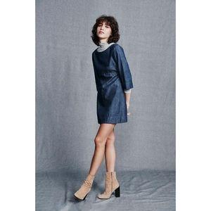 "Cooperative | ""Brooklyn"" Bell Sleeve Mini Dress"